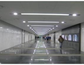 수원 삼성 SDI 보안동 연결통로